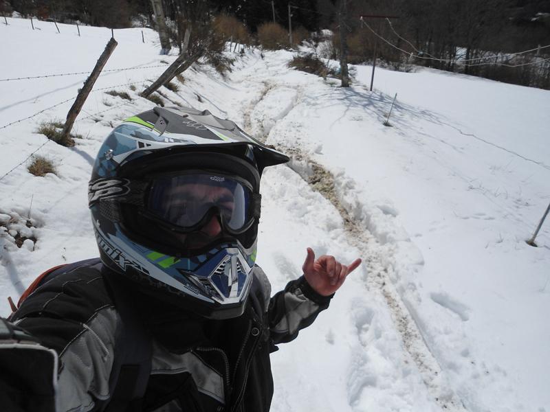 tonio épisode 2 la neige!!